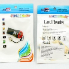 Cititor carduri micro-SD