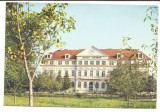 @carte postala(ilustrata) -BOTOSANI-Liceul Laurian, Circulata, Printata