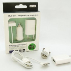 Kit accesorii iPhone 3GS / 4GS & iPad 2/3 & iPod DELUXE Apple