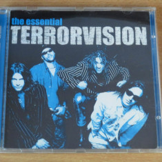 Terrorvision - The Essential Collection CD - Muzica Rock emi records