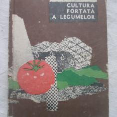 I.Ceausescu - Cultura fortata A legumelor