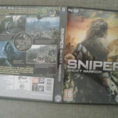 SNIPER - Ghost warrior - Fara cheie STEAM - Joc PC (GameLand), Shooting, 18+