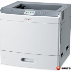 Lot de 5 Imprimante laser color Lexmark C792de 47B0001 (cartus 20000 pagini), ambalaj original - Imprimanta laser color