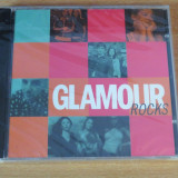 Glamour Rocks CD - Sugababes, Ash, Tom Jones, Groove Armada, Moby - Muzica Pop Altele