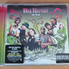 Big Brovaz - Nu Flow CD - Muzica R&B sony music