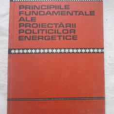 Vasile E.Nitu - Principiile Fundamentale Ale Proiectarii Politicilor Energetice - Carti Energetica