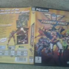 Joc PC - Freedom Force (GameLand) - Jocuri PC, Actiune, 12+