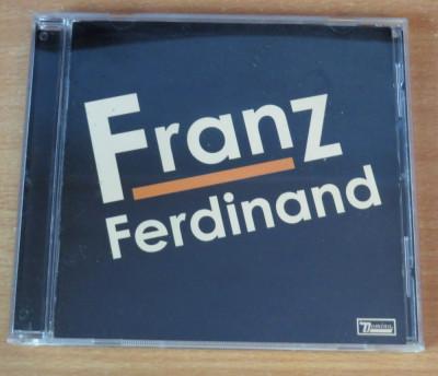 Franz Ferdinand - Franz Ferdinand CD foto
