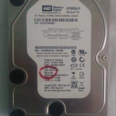 HDD hard disk 500GB 3.5inch SATA Western Digital WD5000AAJS 7200RPM 8MB cache, 500-999 GB, 7200, Western Digital