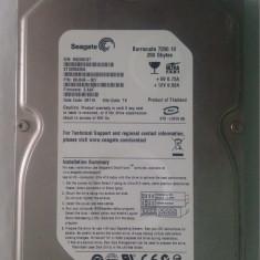 HDD hard disk 250GB 3.5inch IDE Seagate ST3250620A 7200RPM, 200-499 GB, 8 MB