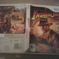 Indiana Jones and the Staff of the kings - Joc Wii (GameLand) - Jocuri WII, Actiune, 3+, Multiplayer