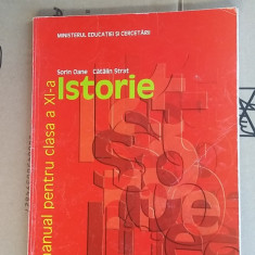 ISTORIE CLASA A XI A, HUMANITAS . OANE SI STRAT . - Manual scolar humanitas, Clasa 11