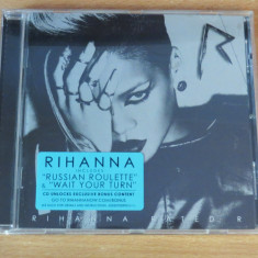 Rihanna - Rated R CD - Muzica R&B universal records