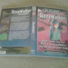 Sleepwalker - PC ( GameLand ) - Joc PC, Actiune, 12+