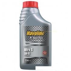 Ulei TEXACO HAVOLINE ULTRA S 5W40 1L - Ulei motor