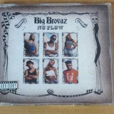 Big Brovaz - Nu Flow (CD Single) - Muzica Pop epic