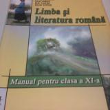 LIMBA SI LITERATURA ROMANA MANUAL CLASA XI ADRIAN COSTACHE,EDITURA ART