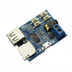 TF card U disk MP3 Format decoder board amplifier decoding audio Player(FS00908)
