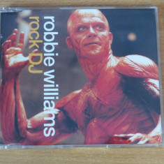 Robbie Williams - Rock DJ (CD Single) - Muzica Rock emi records
