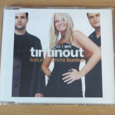 Emma Bunton feat. Tin Tin Out - What I Am (CD Single) - Muzica Pop virgin records