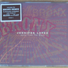 Jennifer Lopez - Jenny From The Block (CD Single) - Muzica R&B sony music