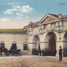 ARAD, CETATE, CIRCULATA FEB. *918 - Carte Postala Crisana 1904-1918, Printata