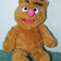 (M) Jucarie urs Fozzie Bear din Muppets Show, plus, 33cm, - Jucarii plus