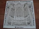 BACH - preludi toccate e fughe per organo , vinyl(vinil) editie de lux Italia