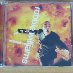 Robbie Williams - Millennium (CD Single) - Muzica Rock emi records