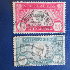 TIMBRE SUD-AFRICA USED, Stampilat