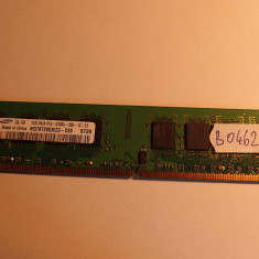 Memorie RAM 1GB DDR2 PC desktop Samsung ( 1 GB DDR 2 ) (462), 667 mhz