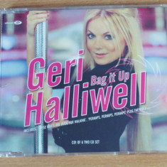 Geri Halliwell - Bag It Up (CD Single) - Muzica Pop emi records