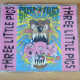 Green Jelly - Three Little Pigs (CD Single) - Muzica Rock Altele