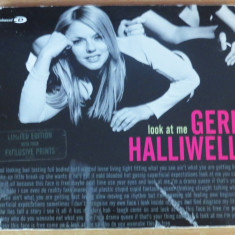 Geri Halliwell - Look At Me (CD Single) - Muzica Pop emi records