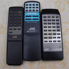 Telecomanda JVC cd-player (diverse modele) - Telecomanda aparatura audio