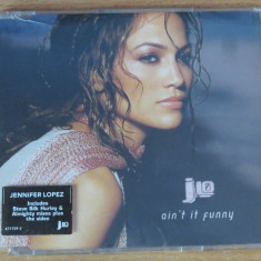 J.Lo - Jennifer Lopez - Ain't It Funny (CD Single) - Muzica Pop sony music