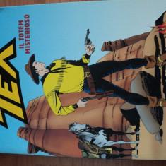 TEX - BD, banda desenata color ( benzi desenate) limba italiana, 318 pg. - Reviste benzi desenate Altele