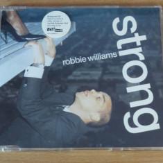 Robbie Williams - Strong (CD Single) - Muzica Rock emi records