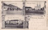 ARAD , LIPOVA , SALUTARI DIN RADNA , CIRCULATA, Printata