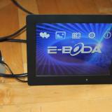 Rama foto digitala E-Boda Amazing Moments LED-830+card 8Gb