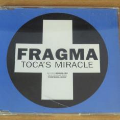 Fragma - Toca's Miracle (CD Single) - Muzica Dance Altele