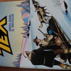 TEX - BD, banda desenata color ( benzi desenate) limba italiana, 302 pg. - Reviste benzi desenate Altele