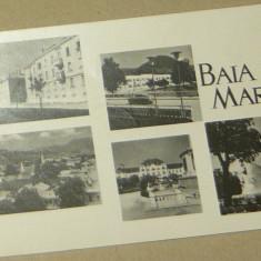 Baia Mare - circulata 1962 - 2+1 gratis - RBK12398 - Carte Postala Maramures dupa 1918, Fotografie