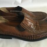 Pantofi de vara pt. barbati din piele Easy Street mar. 42