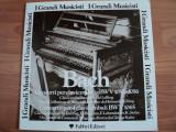 BACH - concerti BWV1052/1056,conserti BWV1065 , vinyl(vinil) editie de lux