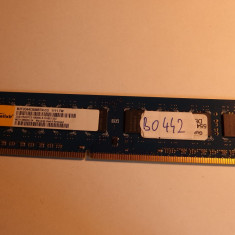 Memorie RAM PC desktop 2GB DDR3 1333mhz Elixir ( 2 GB DDR 3 ) (BO442)