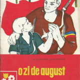 Alexandru Sahighian - O zi de august - Carte de povesti