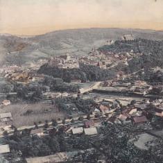 SIGHISOARA, SALUTARI DIN SIGHISOARA, CIRCULATA JUN.*907 - Carte Postala Transilvania 1904-1918, Printata