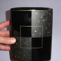 Vaza portelan Rosenthal-negru, Vaze