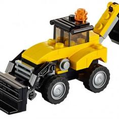 Vehicule Pentru Constructii - LEGO Creator